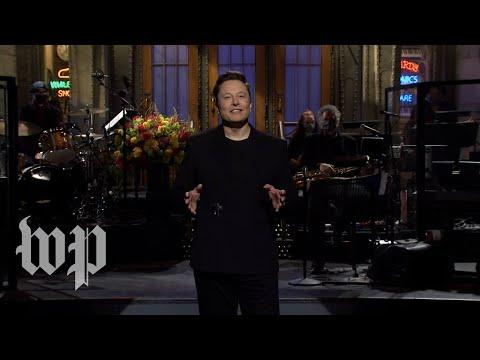 SNL vs. reality: Elon Musk on Asperger's, Joe Rogan and dogecoin
