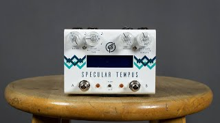 GFI System Specular Tempus = Heavenly Reverbs + Delays!
