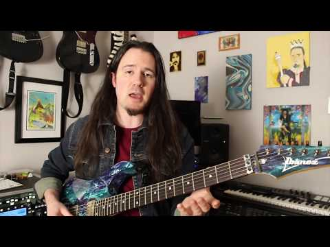 Bad Wolves Zombie guitar solo lesson ft/ Doc Coyle! Weekend Wankshop 172