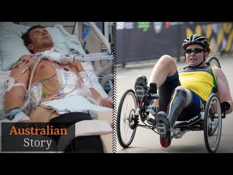 Prince Harry's Invictus Games saved commando Garry Robinson | Australian Story