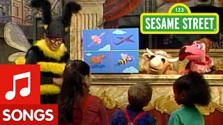 Sesame Street: One of These Things Sorting Song with Animals