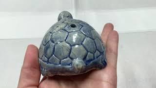 거북이모양연적 청채연적 거북이연적연적 수집품 인테리어소…
