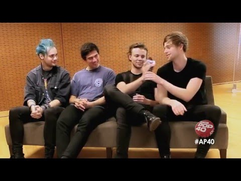 5 Seconds of Summer chat to Dom Lau on Asia Pop 40