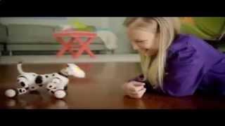 Интерактивная собака - робот Zoomer