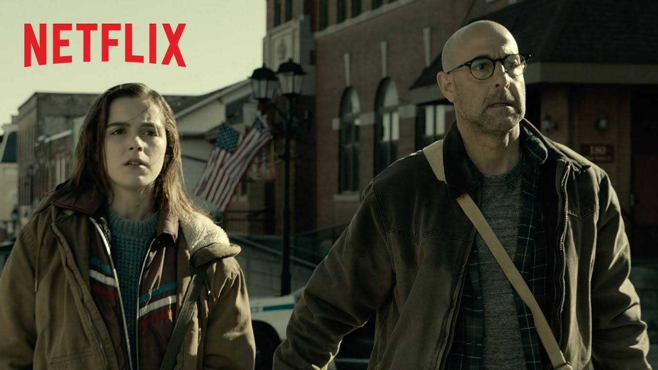 Cisza | Oficjalny zwiastun [HD] | Netflix