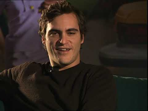 Joaquin Phoenix Interview About Thomas Vinterberg's IT'S ALL ABOUT LOVE