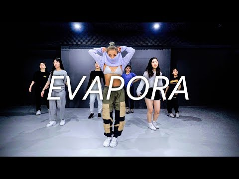 IZA Ciara and Major Lazer - Evapora  SHUKKIE choreography
