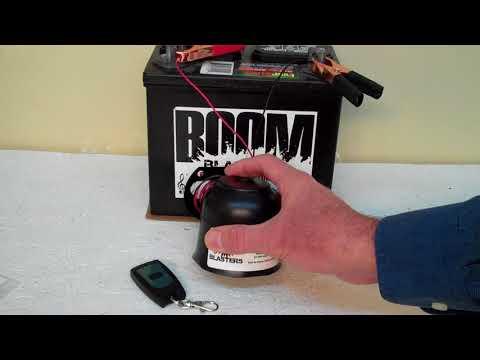 Foghorn Sounds Car Horn Wireless