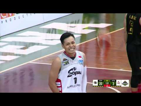 [Live Stream] IBL GOJEK Tournament 2018 - Stapac Jakarta vs Hangtuah Mp3