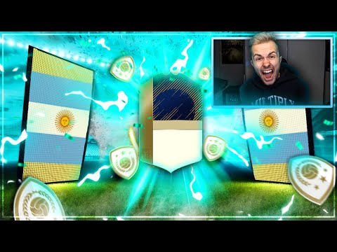 FIFA 18: ICON im PACK 😱🔥 Best Of Fut Birthday PACK OPENING 🎉🎊