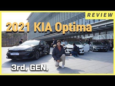 [World Premiere] 2021 Kia Optima Review In Person!  What's New Compared To Kia Optima 2019?