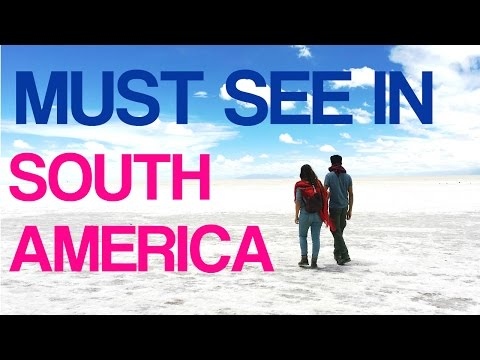 DREAMY SAL FLATS UYUNI - BEST OF SOUTH AMERICA