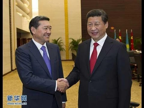 President Xi Jinping meets Kazakh entrepreneurs, PM and House Speaker