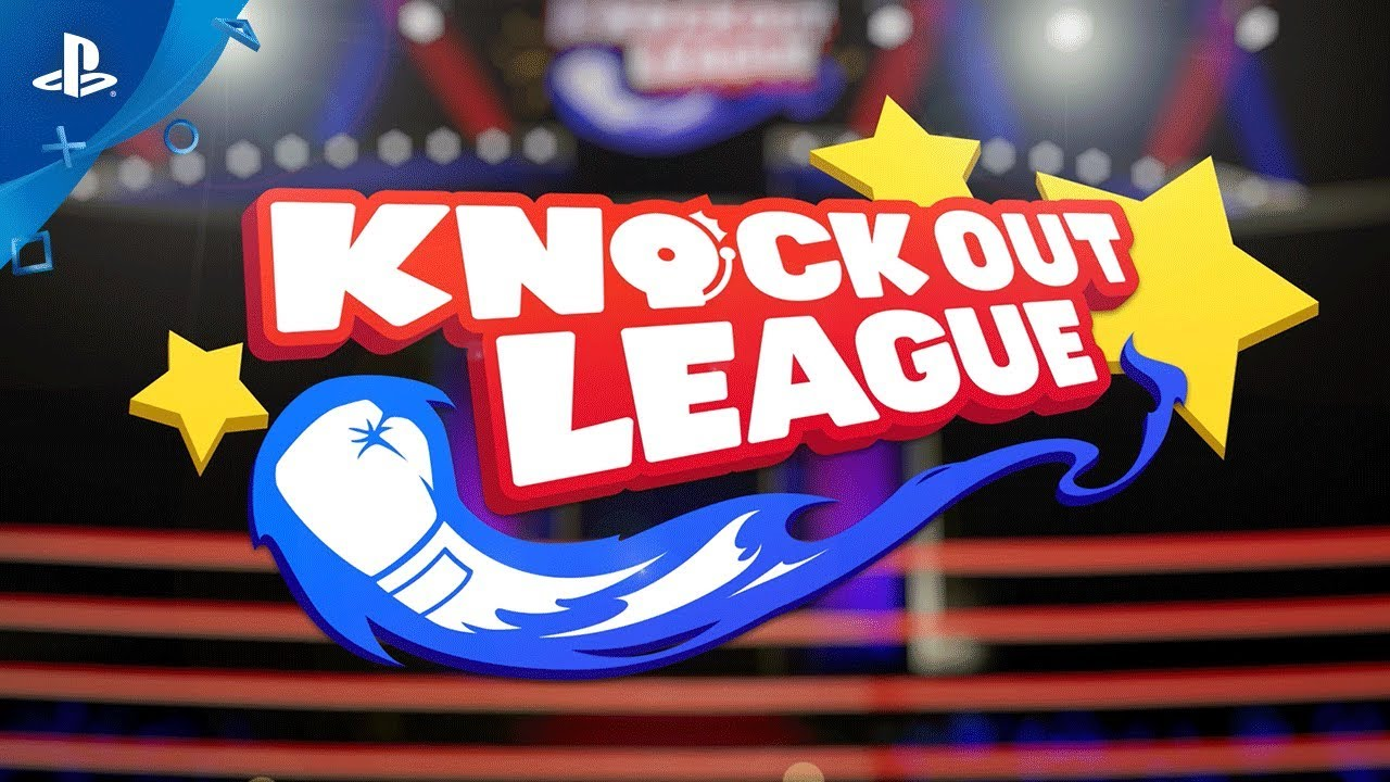 Knockout League PSX 2017: Announce Trailer | PS VR