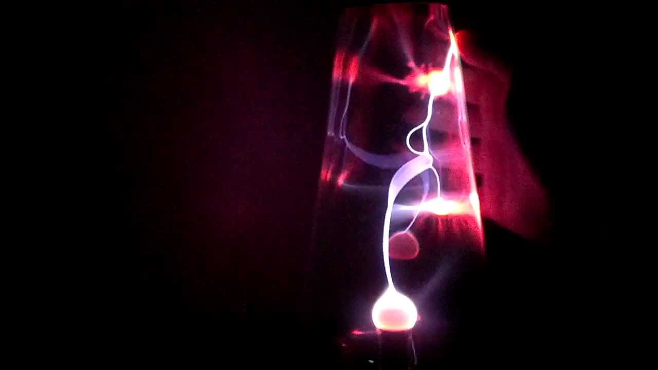 Lava Lite Electro Plasma Lamp - YouTube