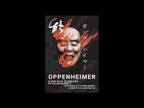 Oppenheimer - A Noh Play in English