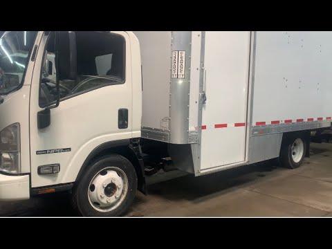 Isuzu Box Truck | King Pin + Brake Replacement