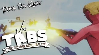 Trump Kicks Ass | TABS #3 - TOTALLY ACCURATE BATTLE SIMULATOR