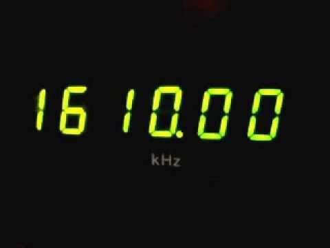 Radio Caribbaean Beacon  Anguilla Am1610 Khz  24-6-12 08UTC neuquen capital.