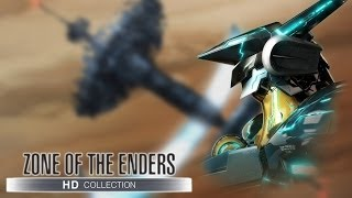 VISÃO GERAL: Zone of the Enders HD Collection (Pt-Br) - PS3 - CJBr