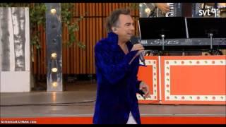 """Rikard Wolff """"Röd Luftballong"""" ft Danny Saucedo"""