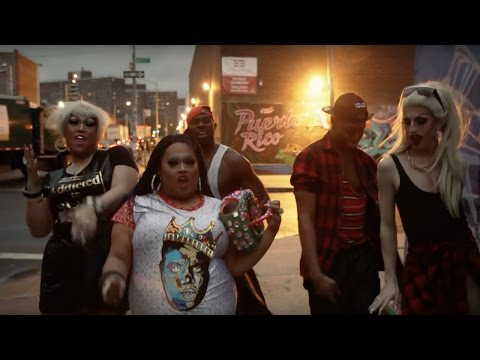 Jiggly Caliente - Ratchet Christmas [Official] from Christmas Queens