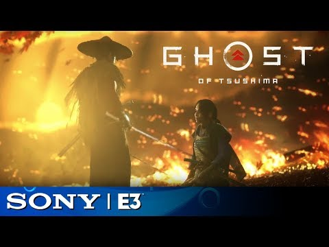 Ghost of Tsushima Full Gameplay Reveal | Sony E3 2018