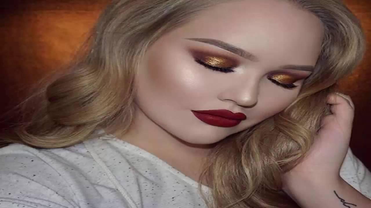 Full Face Using Only Kids Makeup Challenge Nikkietutorials