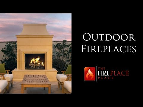 Outdoor Fireplaces Atlanta | The Fireplace Place
