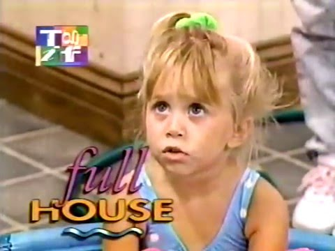 ABC Friday night TGIF sitcom promo 1991