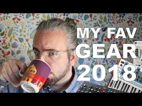 My Favorite Gear 2018