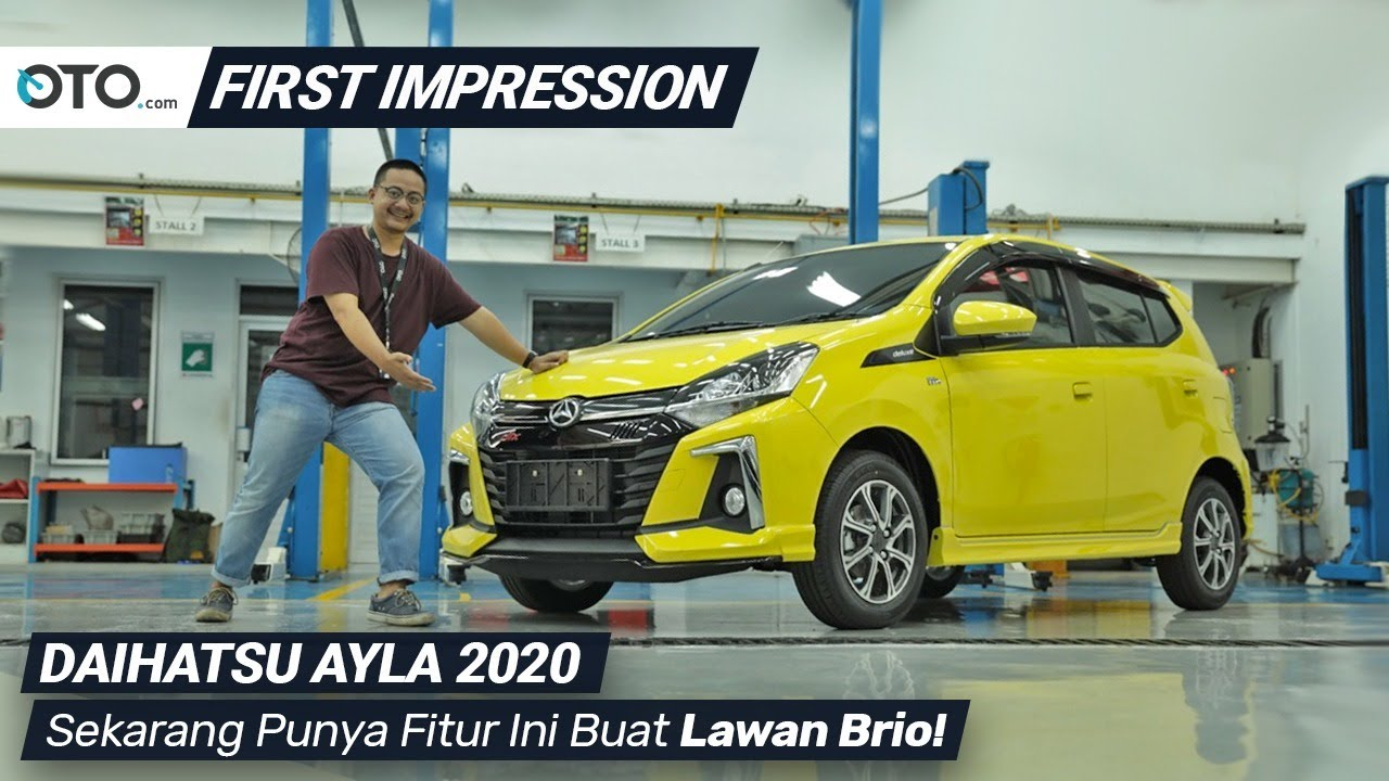 Daihatsu Ayla 2021 1 2l R Mt Price Review And Specs For August 2021