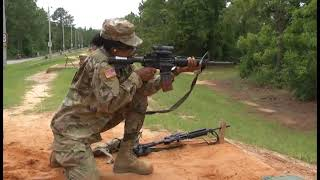 Basic Training Basic Rifle Marksmanship