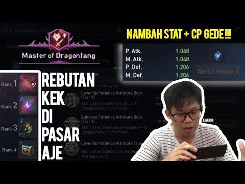 NAMBAH CP + STAT-NYA GEDE CUY & UPDATE LAINNYA - LINEAGE2 REVOLUTION INDONESIA