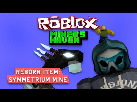 Miners Haven Reborn item Symmetrium Mine