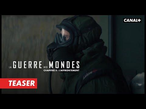 LA GUERRE DES MONDES CHAPITRE II : L'AFFRONTEMENT - Teaser