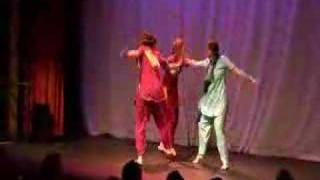 OTS World Dance Night Bhangra Performance