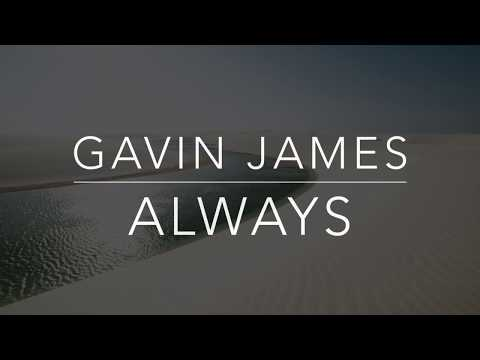 Gavin James - Always (Lyrics/Tradução/Legendado)