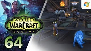 World of Warcraft: Legion 【PC】 Alliance Night Elf Hunter │ No Commentary Playthrough │ #64