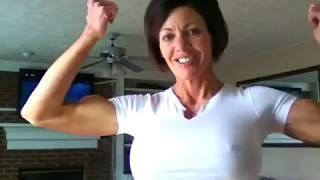 Muscle Mature female