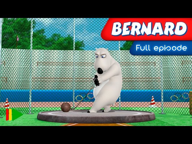 Bernard Bear - 112 - Hammer Throw