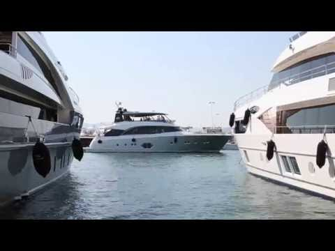 Day 4 - Brokerage & Charter - Port Canto - Cannes Yachting Festival 2016