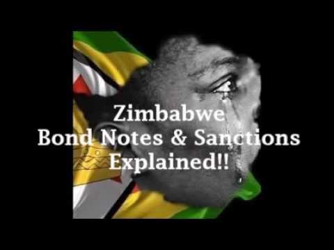 Zimbabwe Bond Notes & Sanctions Explained