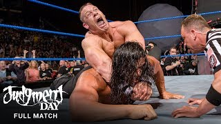 FULL MATCH - John Cena vs. The Great Khali – WWE Title Match: WWE Judgment Day 2007