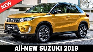 8 New Suzuki Cars in the Upcoming 2019 Model Year (Detailed Buying Guide)