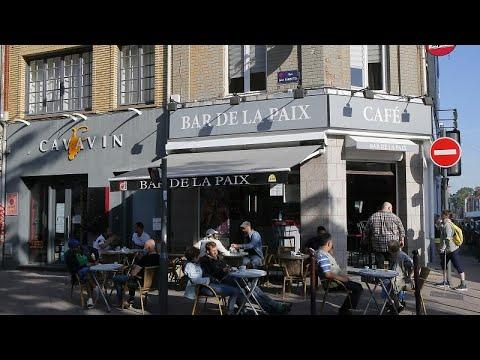 Франция: кафе, братство