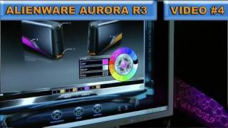 Alienware Aurora R3 Lighting FX - Aurora R3 Video 4