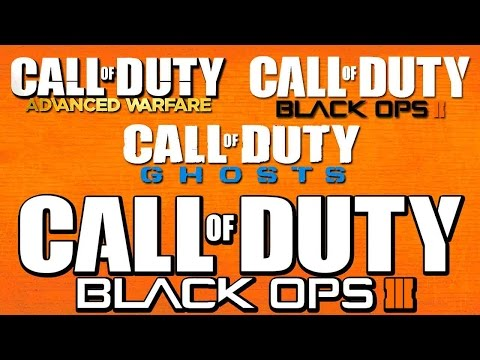 Black Ops 3: Loyalty Program Details - Play BO2, Ghosts & AW for BO3 Rewards
