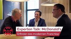 McDonald's als Franchisegeber - Franchise Me | Welt der Wunder