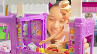 Barbie®  Fresh & Fun Food Truck™ Official Commercial